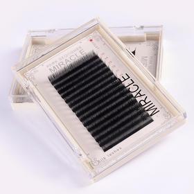 韩国MIRACLE 0.07mm粗度 貂绒睫毛