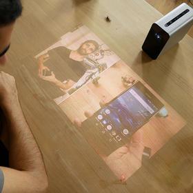 索尼Xperia Touch触控投影仪 2月1日发货丨全国保修丨国行中文界面
