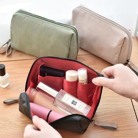 简约大容量防水便携化妆包  文具