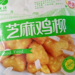 永达芝麻鸡柳原味260g/袋