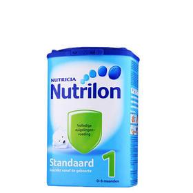 【保税仓】荷兰Nutrilon牛栏婴幼儿奶粉1段 环保纸盒装 0-6个月 850g