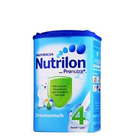 【保税仓】荷兰Nutrilon牛栏婴幼儿奶粉4段 环保纸盒装 1-2岁 800g