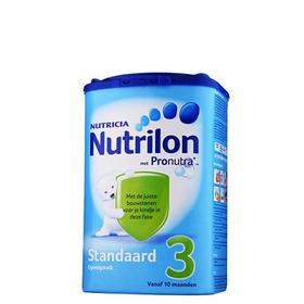 【保税仓】荷兰Nutrilon牛栏婴幼儿奶粉3段 环保纸盒装  10个月以上  800g