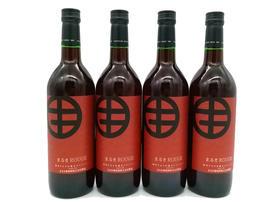 【日本原瓶进口】清爽的酸味口感 玛露凯甲州白葡萄酒 玛露凯红葡萄酒