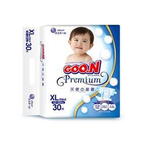 日本GOO.N大王天使系列纸尿裤XL30片/包