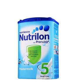 【保税仓】荷兰Nutrilon牛栏婴幼儿奶粉5段 环保纸盒装 2-7岁 800g