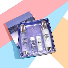 韩国AHC B5玻尿酸精华爽肤水保湿补水神仙水收缩毛孔水乳正装套盒