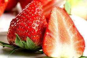 小营九九草莓 3斤/箱 现摘现发 个大均匀,口感一流,甜美味正,酸甜适度,汁水丰沛