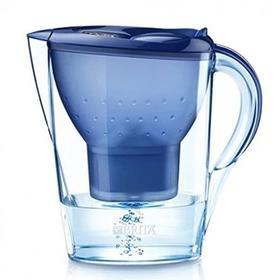 【碧然德滤水壶】德国BRITA碧然德滤水壶3.5L 蓝色 含一个滤芯