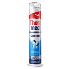 【立式牙膏】德国汉高泰瑞美Theramed 按压立式牙膏 防蛀固齿 100ml