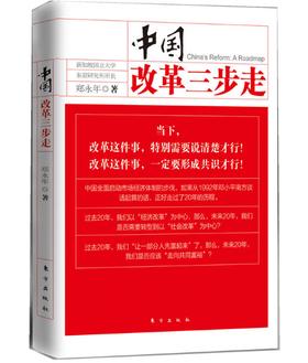 中国改革三步走