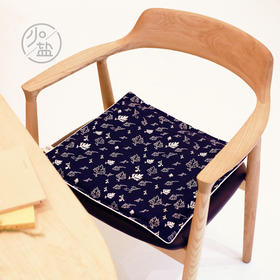 【艾绒坐垫】 坐着能补充阳气