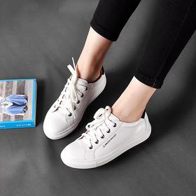 【每走一步都是在养生】经典潮流撞色小白鞋 时尚与养生同兼顾 荣获19项专利 缓解疲劳