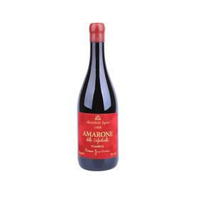 【菲集】意大利红酒 Amarone 阿玛诺尼经典珍藏干红葡萄酒 1998年