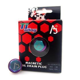澳蒋磁性油底螺丝--钛合金