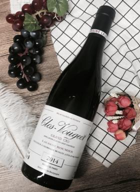 【周周惠】Domaine Laurent Roumier Clos de Vougeot GC 2014 罗米庄园伏丘园干红葡萄酒2014