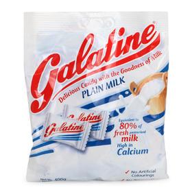 【100g3】意大利Galatine佳乐锭原味高钙牛奶片儿童零食奶糖糖果