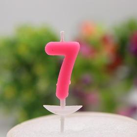 数字蜡烛(7)