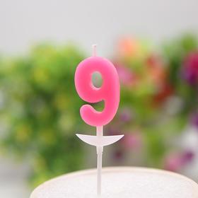 数字蜡烛(9)