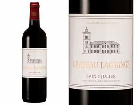 【三级名庄】拉古朗杰酒庄干红葡萄酒 2008/Chateau Lagrange 2008