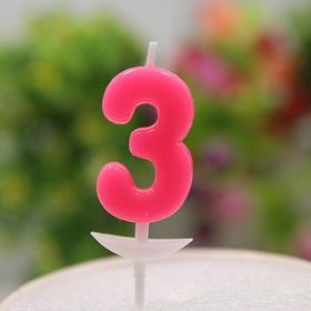 数字蜡烛(3)