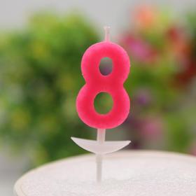 数字蜡烛(8)
