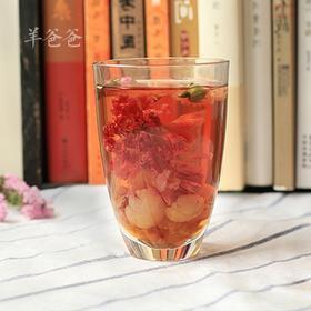 「气血美人茶」充盈气血 清淤降火 缓解痛经 美容养颜