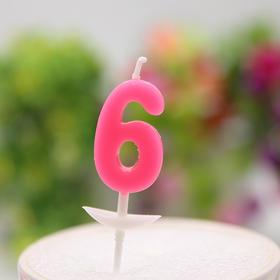 数字蜡烛(6)