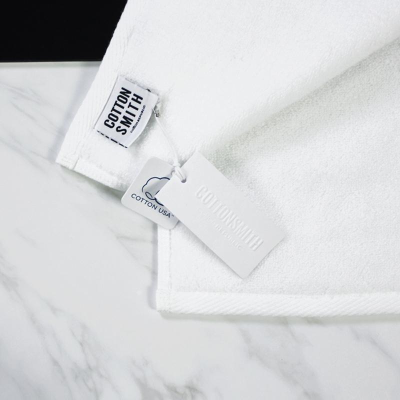 英国COTTONSMITH迪拜帆船酒店毛巾丨浴巾   进口美棉丨无捻工艺丨吸水不掉毛 商品图2