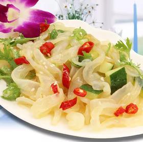 富参岛即食海蜇超值组合 香辣糖醋 五分钟做出餐桌美食