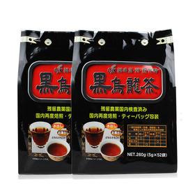 日本osk油切乌龙茶260g/包 两包装