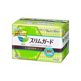 花王Kao乐而雅超薄日用卫生巾28片装