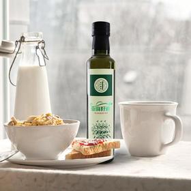 【京鸿达】全家健康吃出来 被称为人体营养素的有机亚麻籽油 250ml