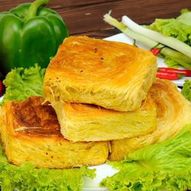 【美货】甘肃特产手工一窝丝特色小吃盘丝饼酥馍馍酥饼零食糕点5个装包邮