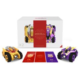 风靡全球的GalaxyZEGA银河战甲 苹果年度最佳玩具
