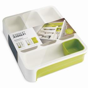 英国Joseph分隔餐具整理盒抽屉整理器收纳盒刀叉筷子勺厨房置物架