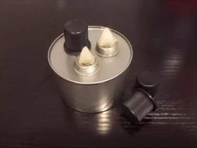 燃料罐(持续燃烧约100分钟)