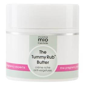 Mama Mio妈妈预防妊娠纹按摩霜  120g/盒  (Mama Mio The Tummy Rub Butter 120g)