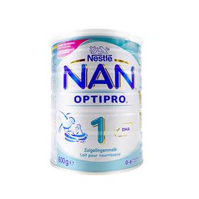 Nestle雀巢NAN能恩婴幼儿标准配方奶粉1段 800g*2 (NAN OPTIPRO 1 800g)