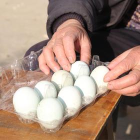 2018乡村旅游年货节 | 丹江口官山镇五黑鸡蛋50个/箱  仅限十堰主城区包邮