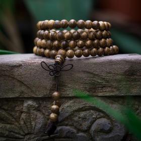 东南亚沉香手串 | 三大产区出品,沉香老料,气味醇厚