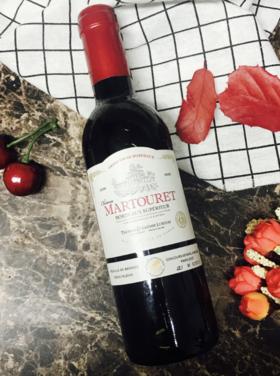 【周周惠】Chateau Martouret 2005_375ml 玛图庄园干红葡萄酒 2005-375毫升