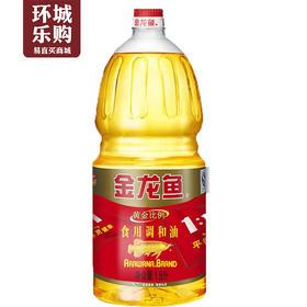 金龙鱼黄金比例调和油1.8L-800460