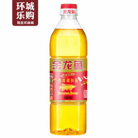 金龙鱼黄金比例调和油900ML-800446