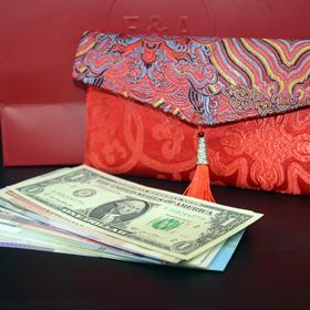 【发顺丰 买3套送旺+新年3件套1套 】28国52张非流通收藏货币红包