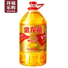金龙鱼黄金比例调和油5L(非转)-807551