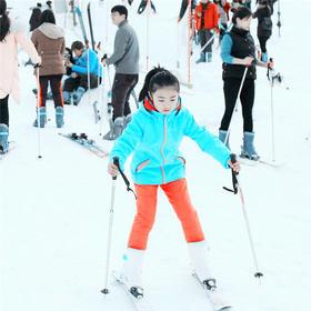 【冬令营】五天四夜,我们一起住木屋、走栈道……还有刺激有趣的大别山滑雪!