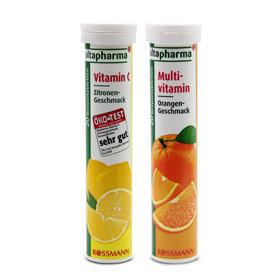 德国Altapharma泡腾片1支装20片 , 提高人体免疫力