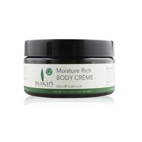 SUKIN/苏芊 天然深度滋养身体乳 Moisture Rich Body Cream 250ml