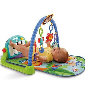 费雪牌新琴琴健身器BMH49音乐健身架婴幼儿玩具宝宝礼物乐友